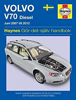 volvo v70 owners workshop manual swedish edition haynes rh amazon com 2014 Volvo S80 2010 Volvo S80