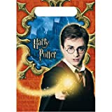 : Harry Potter Loot Bags 8ct