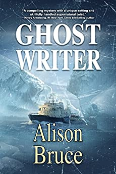 Ghost Writer by [Bruce, Alison]