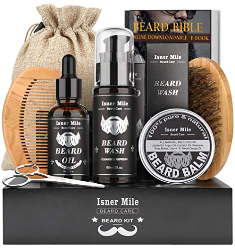 Upgraded Beard Care Kit for Men