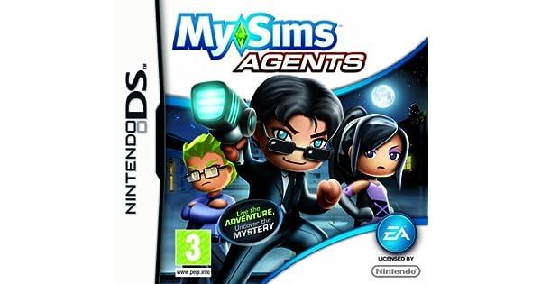 MySims Agents (Nintendo DS) [Importación inglesa]: Amazon.es: Videojuegos