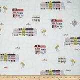 Art Gallery Fabrics Art Gallery Charleston Fabric by the Yard, Row