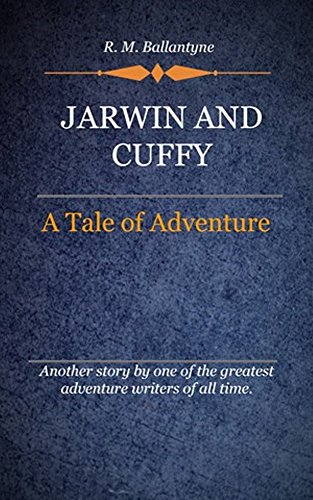book cover of Jarwin and Cuffy