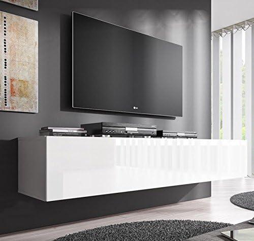 Mueble TV Modelo Forli XL (160 cm) en Color Blanco: Amazon.es: Juguetes y juegos