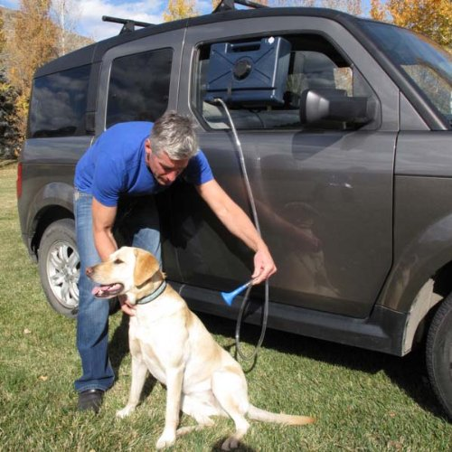 K9 Shower - Rinse Your Dog Anywhere!