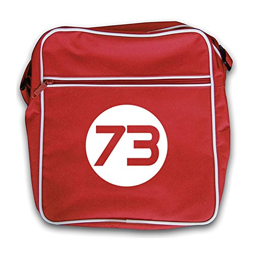 Flight Sheldon Bag Sheldon Red Retro Red 73 73 wSIqIR