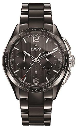 [ラドー]RADO 腕時計 HyperChrome Chronograph(ハイパークローム クロノグラフ) 自動巻き R32121152 メンズ 【正規輸入品】 B074CNFRQL