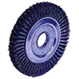 SEPTLS80409480 - Weiler Dualife Wide-Face Standard Twist Knot Wire Wheels - 09480