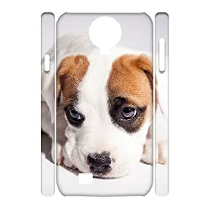 VNCASE Pit Bull Terrier Phone Case For Samsung Galaxy S4 i9500 [Pattern-1]