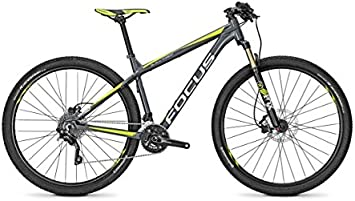 Focus Black Forest LTD 29R Twentyniner Mountain Bike 2016, color ...