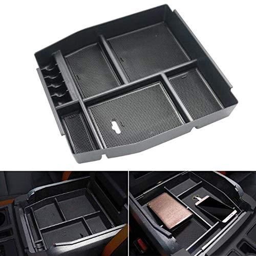 FidgetFidget Black Interior Storage Box Holder 1Pcs F150 F-150 2017 2018