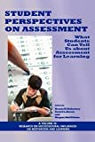 Student Perspectives on Assessment, D. M. McInerney, 1607523523