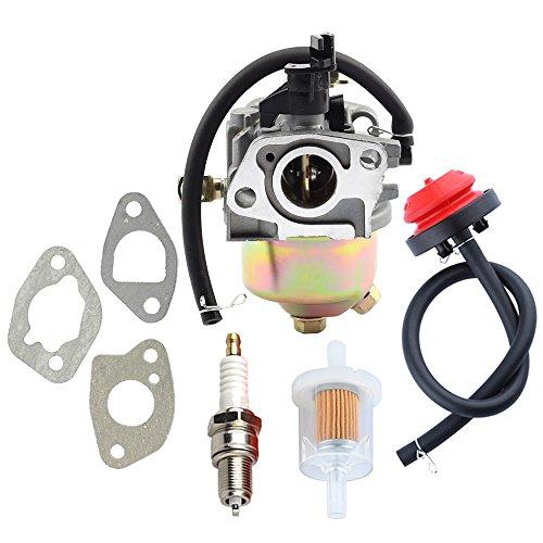 170S HUAYI Carburetor Carburetor Primer Bulb for MTD Troy Bilt Cub Cadet Snow Blower 951-14026A 951-14027A 951-10638A 751-14026A 751-10638A Carb by Panari