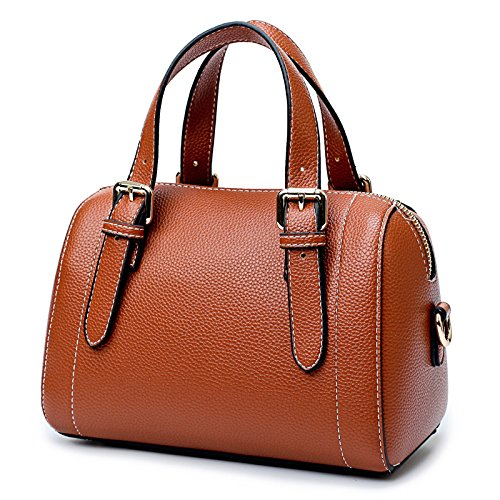 Messenger Main Sac à Sac Retro Bag Bandoulière Mode Shopping Mesdames Multifonctionnel à Brown Yv0wqqE