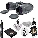 Fujifilm Fujinon Polaris 7×50 FMTR-SX Waterproof/Fogproof Binoculars with Smartphone Adapter + LensPen Cleaning Kit Review