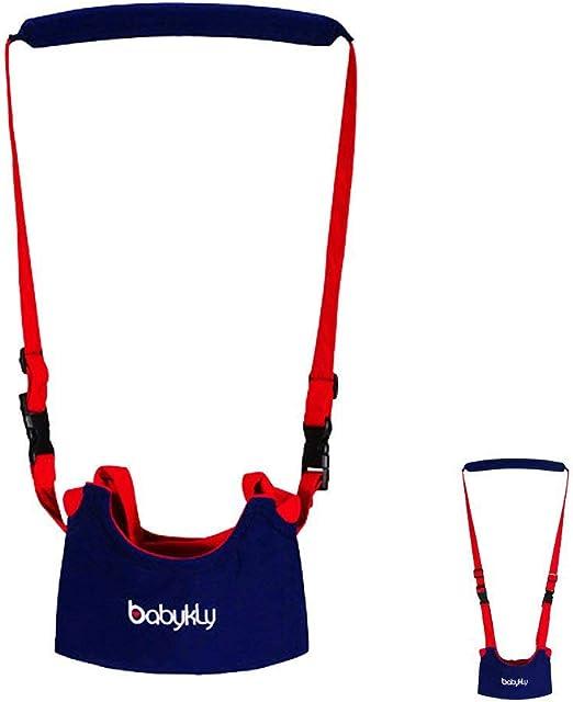 Yakamoz Arnés andador para bebés seguro con tirantes ajustables y ...