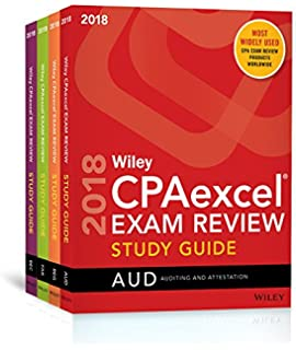 Wiley cpa exam review 2013 financial accounting and reporting o wiley cpaexcel exam review 2018 study guide complete set wiley cpa exam review fandeluxe Choice Image