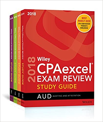 Amazon cpa professional books wiley cpaexcel exam fandeluxe Images