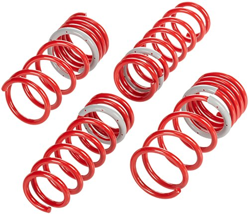 (Tanabe TDF082 DF210 Lowering Spring with Lowering Height 1.7/1.5 for 2003-2006 Infiniti G35 Sedan V35)