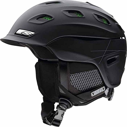 Smith Optics Vantage Adult Ski Snowmobile Helmet - Matte Black /...