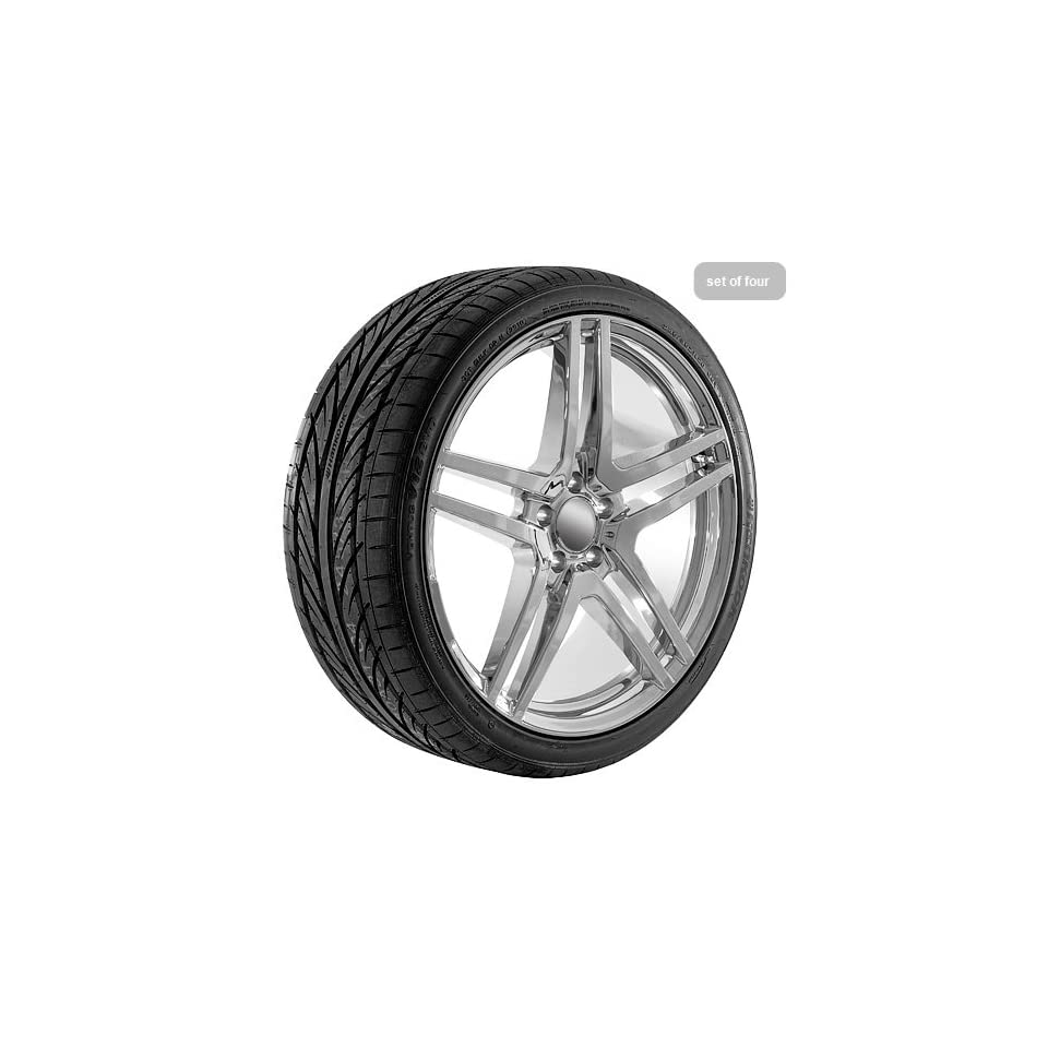 20 AMG Chrome Mercedes Benz Wheels Rims and Tires