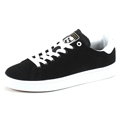 Adidas Original Stan Smith Vulc, Chaussures de skate mixte adulte - noir - Noir (
