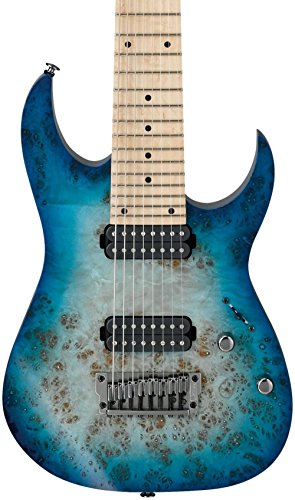 Ibanez RG Prestige RG852MPB - Ghost Fleet Blue Burst for sale  Delivered anywhere in USA