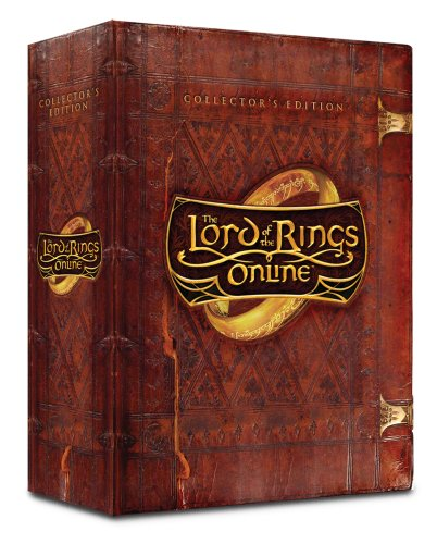 The Lord of the Rings: Mines of Moria Collector's Edition - PC (Shut Online The Game Box)