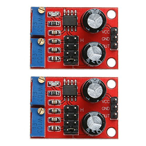 Vanpower NE555 Pulse Frequency Duty Cycle Adjustable Module Wave Signal Generator
