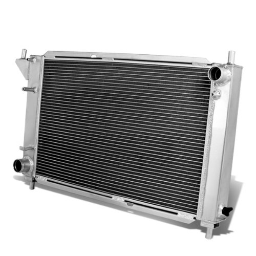 For Ford Mustang GT SVT Full Aluminum 3-row Racing Radiator - 4 Gen Manual MT only ()