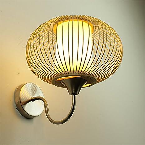 Mur D'hôtel De En Asl BambouChevet Chambre Lampe yvf7gYb6