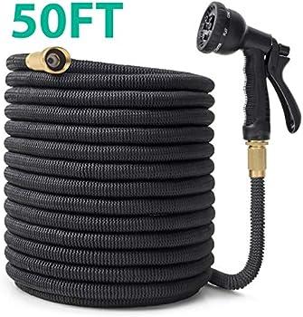 CACAGOO Garden 50 FT Lightweight Water Hose