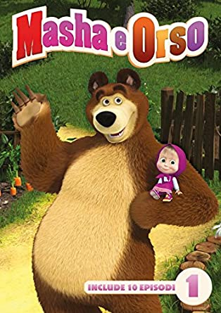 Amazon masha e orso volume acquista in dvd e blu ray