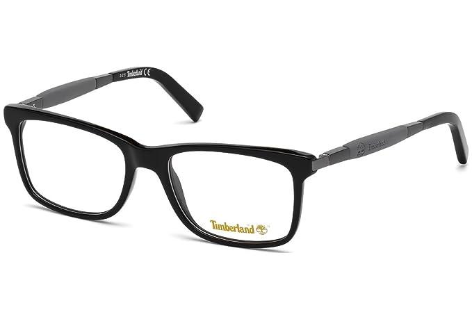 Timberland TB1363, Gafas de Sol Unisex Adulto, (Negro Lucido), 54.0