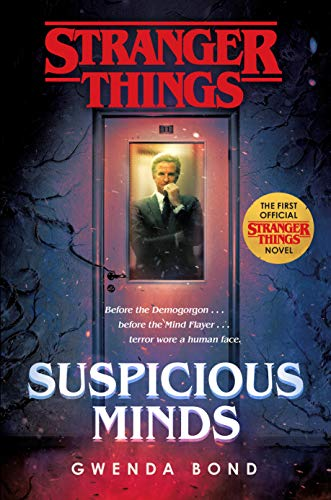 Pdf Mystery Stranger Things: Suspicious Minds: The first official Stranger Things novel