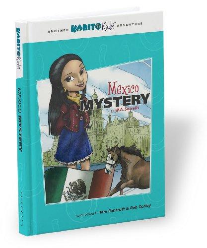 - Karito Kids Mexico Mystery