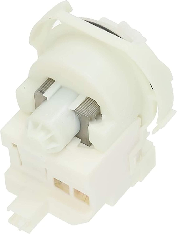 30W, Askoll M255 SPARES2GO Circulation Drain Pump Compatible with Smeg Dishwasher