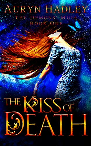 The Kiss of Death: A Reverse Harem Paranormal Romance (The Demons
