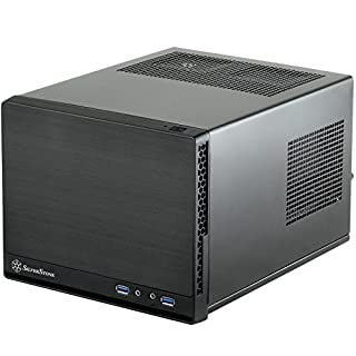SilverStone Technology Ultra Compact Mini-ITX Computer Case with
