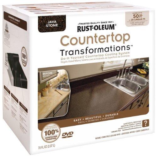 Rust-Oleum Countertop Transformations Kit, Java (Epoxy Countertop)