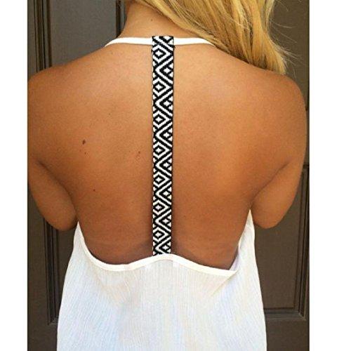 Vovotrade Frauen-Sommer-Backless Weste Tops Sleeveless T-Shirt Tank-Tops Bluse