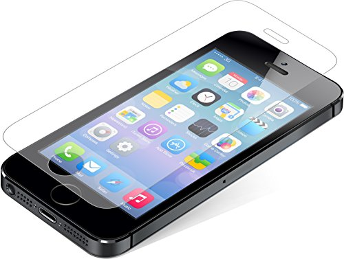 Zagg Invisibleshield Glass Screen Protector for iPhone 5 / iPhone 5s / iPhone 5C / iPhone SE - Clear