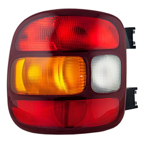 (Drivers Taillight Tail Lamp Replacement for Chevrolet GMC Stepside Pickup Truck 19169012 AutoAndArt)