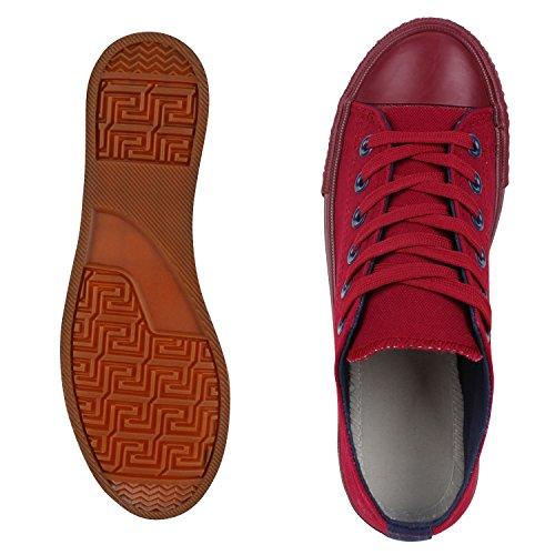 Best-botas para mujer zapatilla zapatillas zapatos de cordones estilo deportivo Bordeaux Navy Nuovo