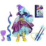 My Little Pony - Equestria muñeca Trixie, 33 cm (Hasbro A6684E24)