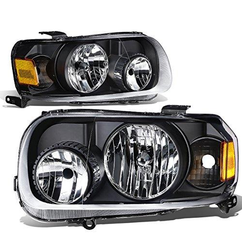 ford escape 2005 headlights - 1