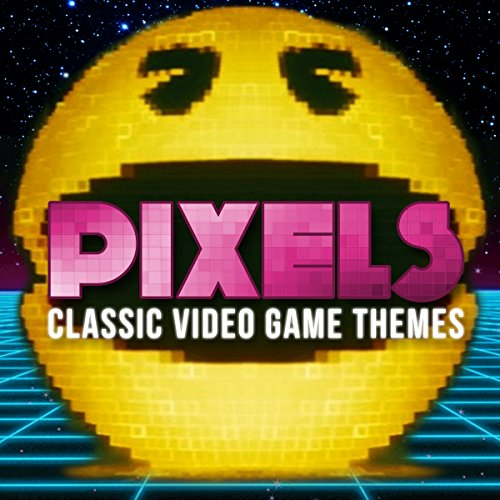 Pixels - Retro Video Game Themes