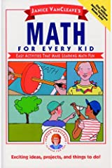 Janice VanCleave's Math for Every Kid: Easy Activities that Make Learning Math Fun (Science for Every Kid Series Book 90) Kindle Edition