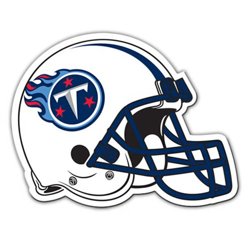 Tennessee Titans Car Magnet - 6