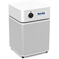 Austin Air HealthMate Plus Jr. HM250 HEPA Air Purifiers, White Color